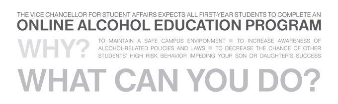 Online Alcohol Education Program